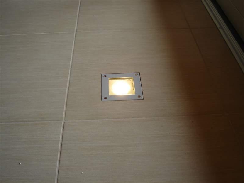 Impianti elettrici alghisi stefano - Faretti a pavimento per interni ...