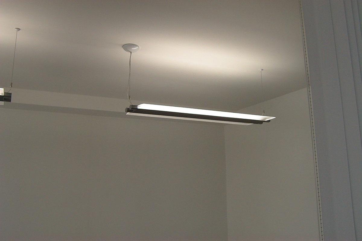 Lampade sospensione design - Illuminazione scale interne led ...
